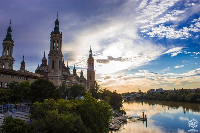 El Pilar, Zaragoza, Spain.