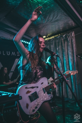 Courage My Love- Alba Fle @ Thousand Island, London 12.7.201816I