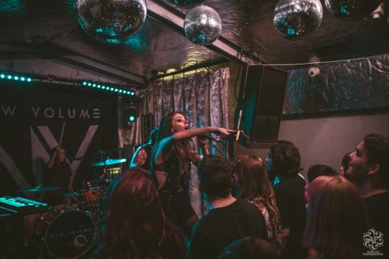 Courage My Love- Alba Fle @ Thousand Island, London 12.7.20189I