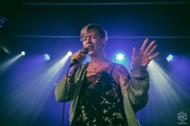 He Is We- Alba Fle @ Borderline, London 30.6.20185I