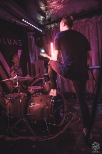 New Volumes- Alba Fle @ Thousand Island, London 12.7.201816I