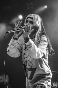 Ecca Vandal @ Kentish Town, London 22.11.2018-13
