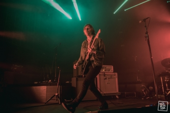 The Xcerts @ O2 Academy Brixton, London 3.12.2018-2