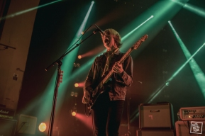 The Xcerts @ O2 Academy Brixton, London 3.12.2018-4