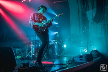 The Xcerts @ O2 Academy Brixton, London 3.12.2018-9